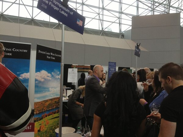 Twitter / WineOnMyMind: Finger Lakes- #NYWE2013 ...