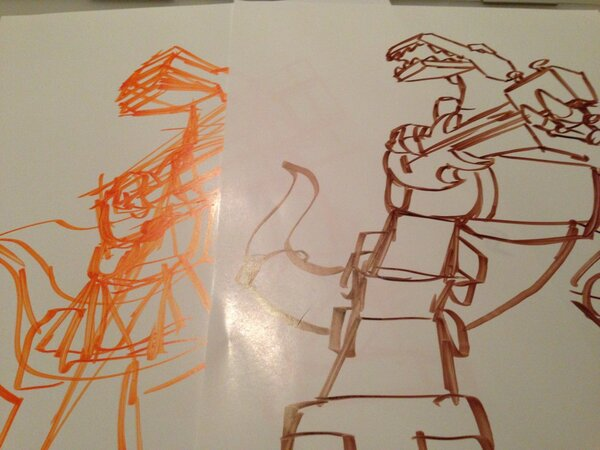 Twitter / FAKEGRIMLOCK: DRAWING SHIRTS. http://t.co/pFuWxefcee