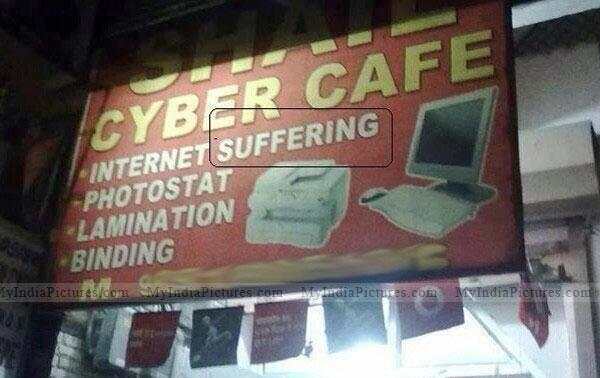 Twitter / JoyAndLife: Internet suffering.. They've ...