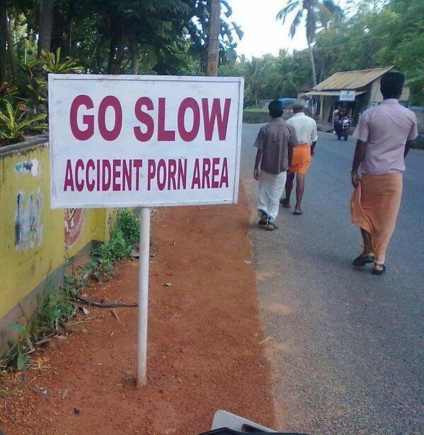 Twitter / JoyAndLife: Accident porn.. #BadEnglish ...