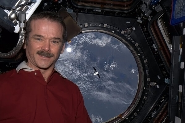 5 Astronauts Told Us Their Most Terrifying Moments In Space