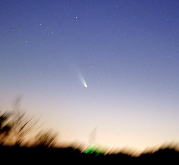PanStarrs, el cometa que llegará en marzo BEh5E34CAAEYVDS