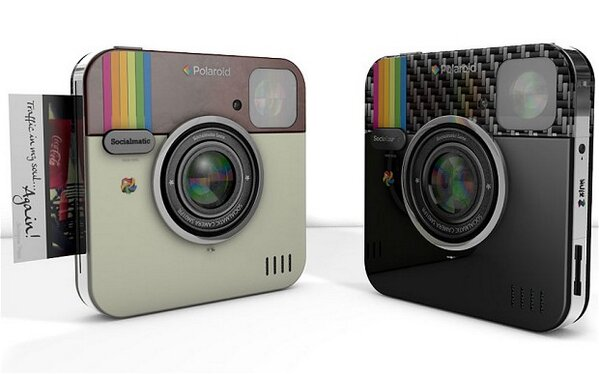 Socialmatic: Polaroid #Instagram camera coming in 2014 http://t.co/A6XlTCUBBy by @shanerichmond http://t.co/F94X0FzxRf