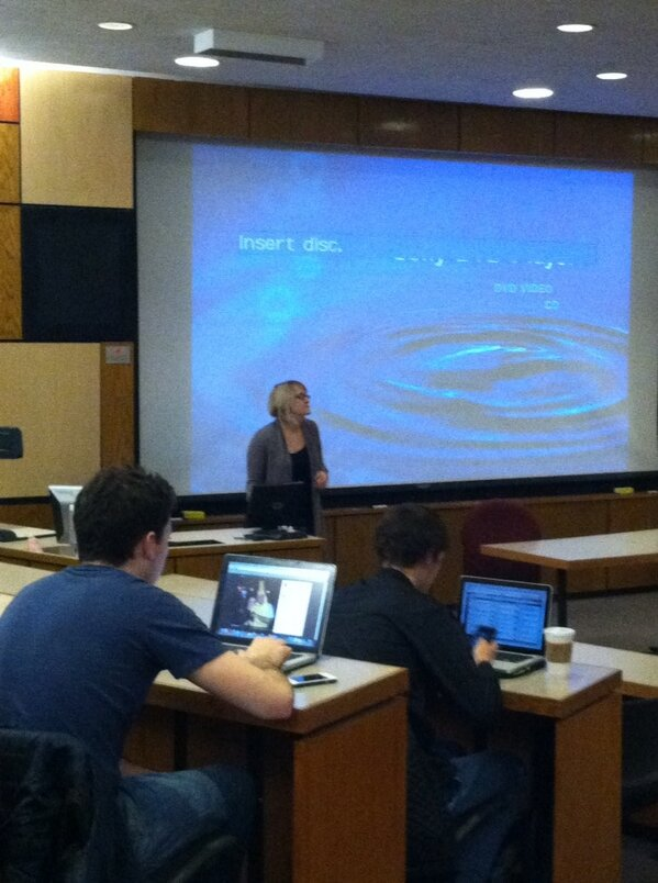 Thumbnail for #NewhouseSM4 Gets A Visit From Kate Brodock