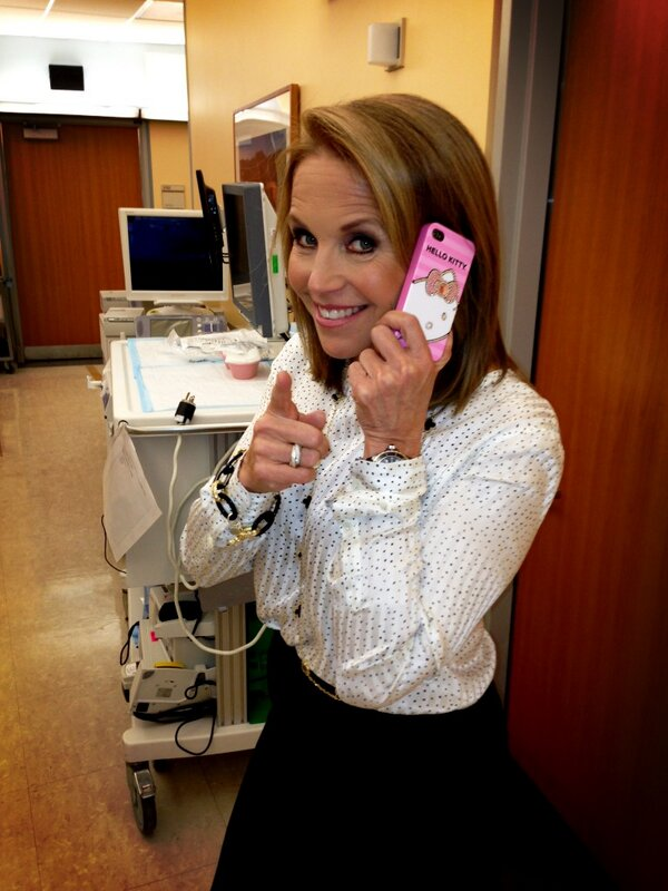 You got it! MT @katiecouric Thx to all who tweeted for #abcDrBchat! Now get your butt to the doctor!! #MakeThatCall http://pic.twitter.com/NnDOnMXEFd