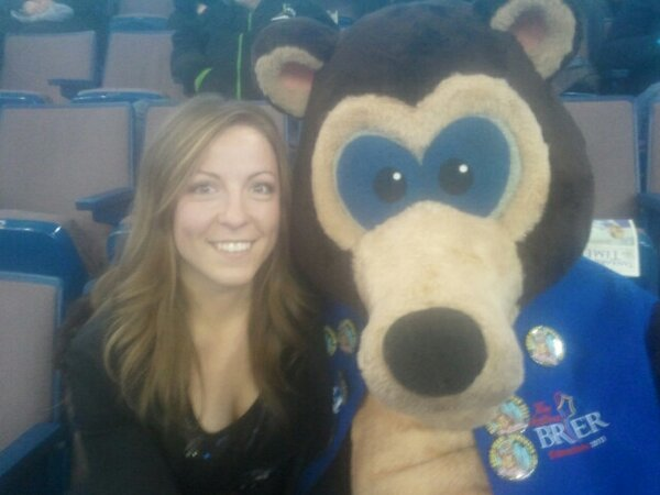 Best date in the house! #2013brier #gottabehere http://pic.twitter.com/Le5OLYNn83