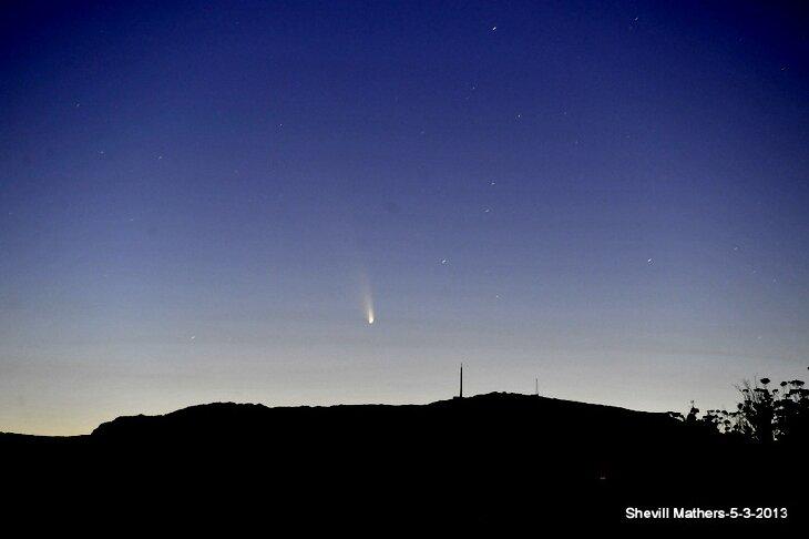 PanStarrs, el cometa que llegará en marzo BEl5RMSCQAEWDxe