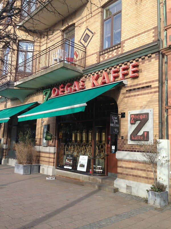 zoegas kaffe helsingborg