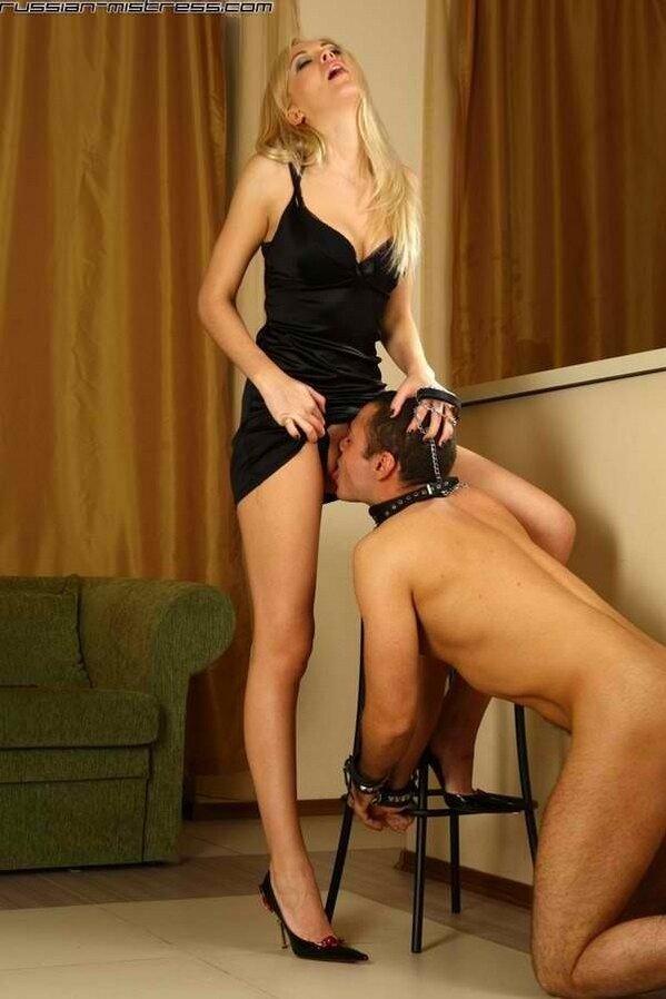 Russian Mistress  Female Domination Russian Femdom