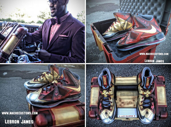 LeBron James Shoes on Twitter: \