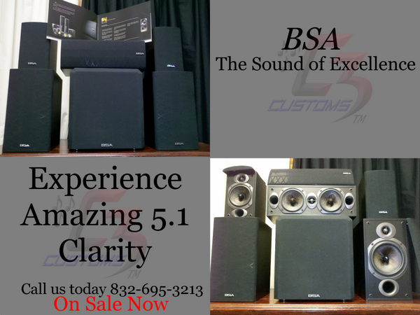 Twitter / C3Customs: Experience the Sound of ...
