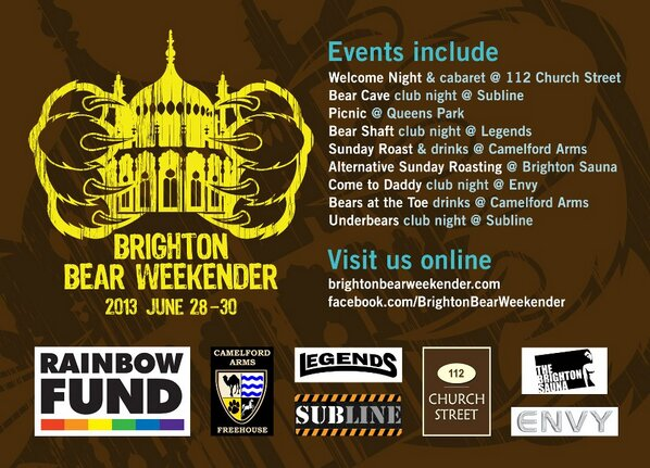 Here is the Flyer for BBWE13, Show some love and give us a retweet!!! @Love_Brighton @BearPatrolUk @SteveSubline http://t.co/ciPCcrHOB8