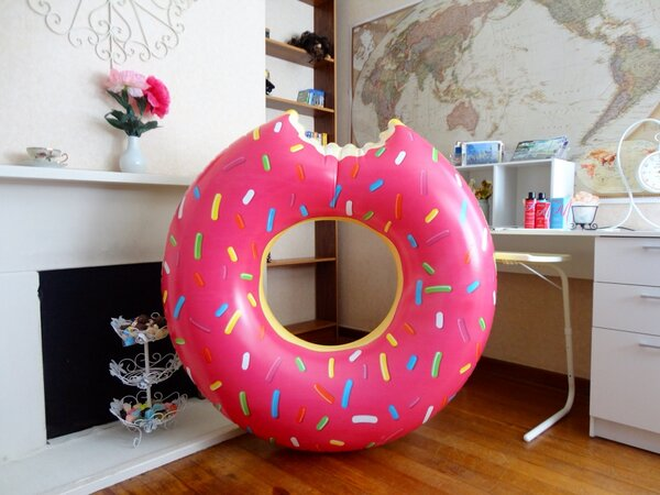 Inflatable Donut Nz