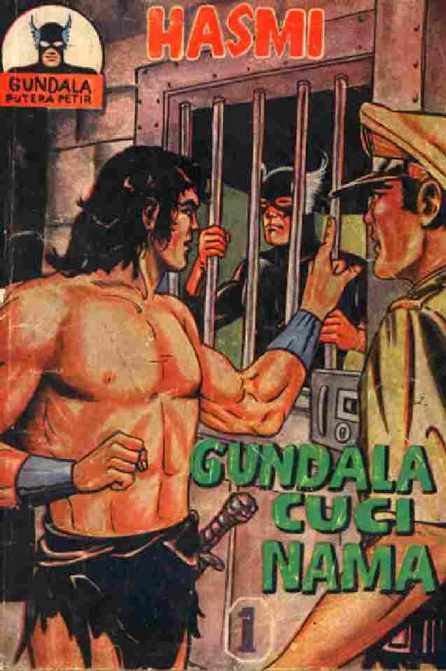 Komik Jadul Indonesia, Gundala Cuci Nama