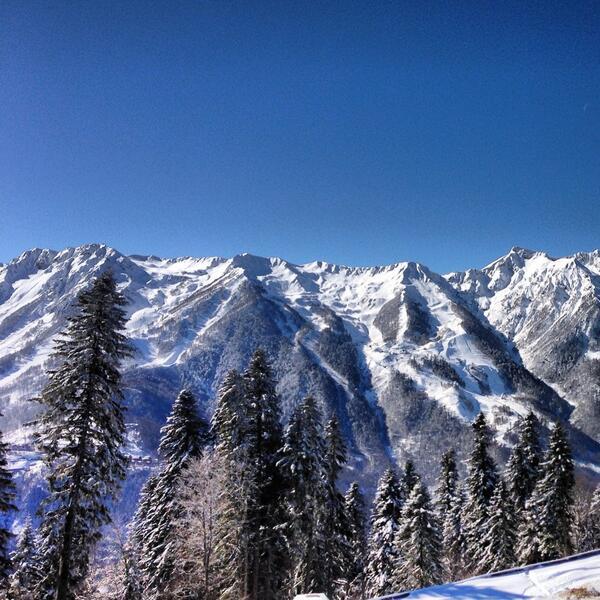 Twitter / Olympics: Good morning! The Biathlon ...