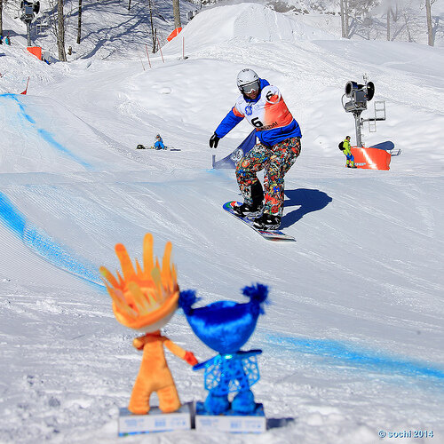 Twitter / iammandeville: My friends @Sochi2014PM Ray ...
