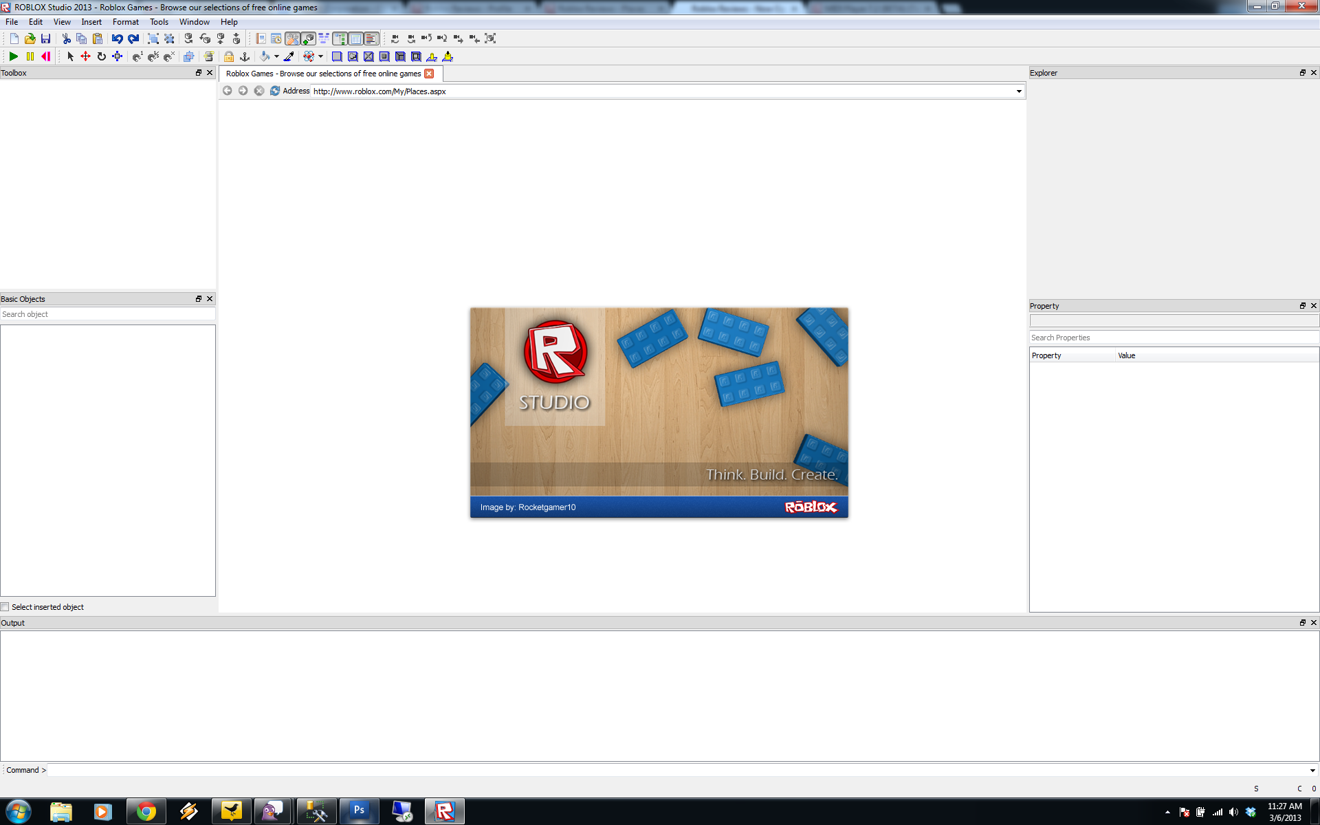 How To Get Explorer On Roblox Studio 2020