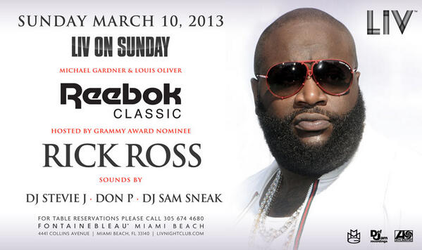 Twitter / HeadlinerWorld: * PARTY ALERT: Sunday March ...