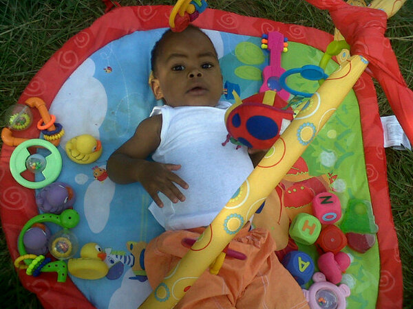 God your grace is sufficient, happy birthday to my wonderful dad. N to my sweet lil boy whose turning 9months.<br>http://pic.twitter.com/BOCxCIpl0a
