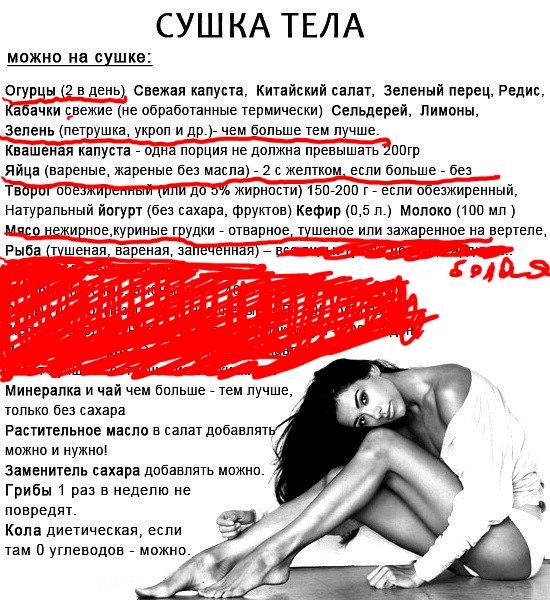 Tatyana Tatiana-kotova  - Моя диета. Т twitter @Kottova