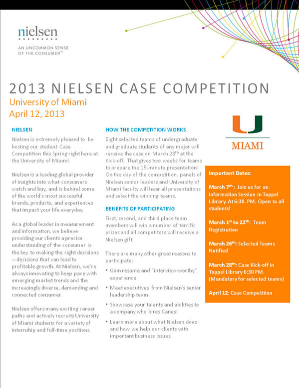 Twitter / Toppel: Don't forget the Nielsen Info ...