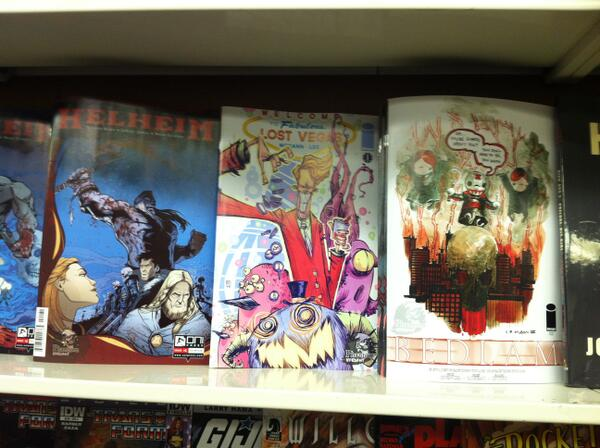 Twitter / JetpackComics: Which #phantomvariants are ...