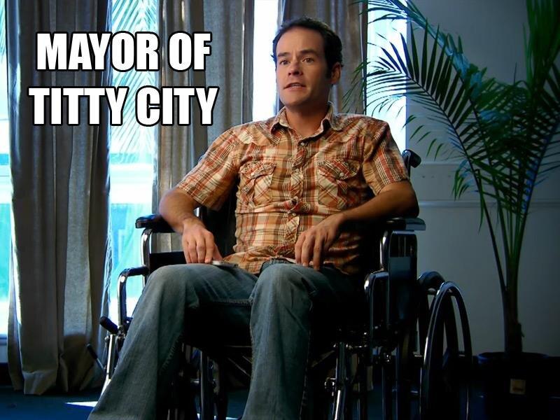 Tits City 54