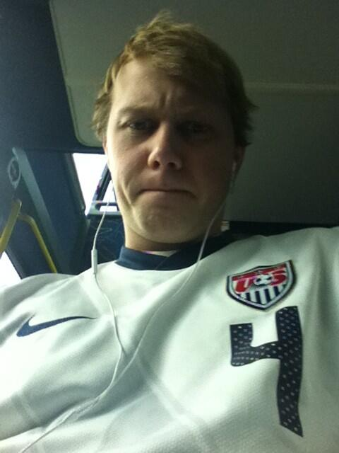 Twitter / JesusGrice: @FOXSoccer on the bus to Philly ...