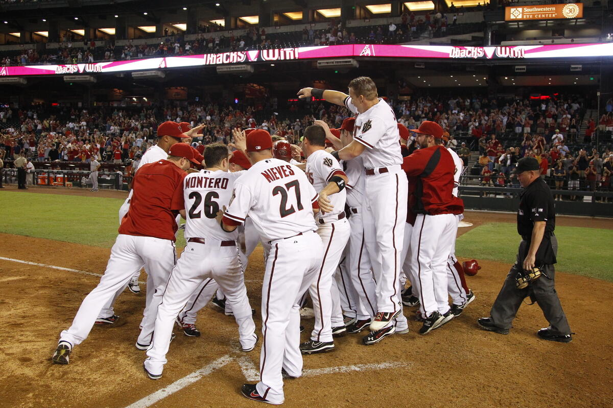 Twitter / Dbacks: #threewordstoliveby Let's. ...