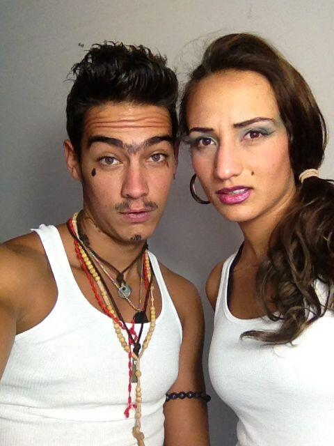 Consuelo Duval Familia