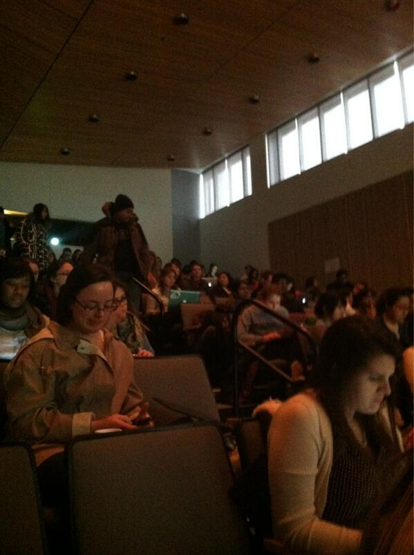 Thumbnail for Another #NewhouseGLDSM Night at @NewhouseSU