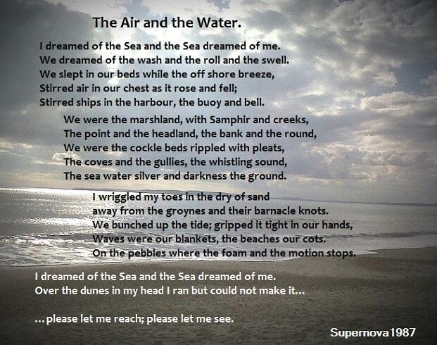 the air and the water