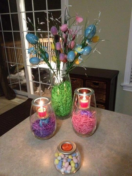 Pam mayo yacko on twitter partylite easter decorating for Partylite dekoration