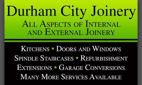 Durham City Joinery Durhamjoinery Twitter
