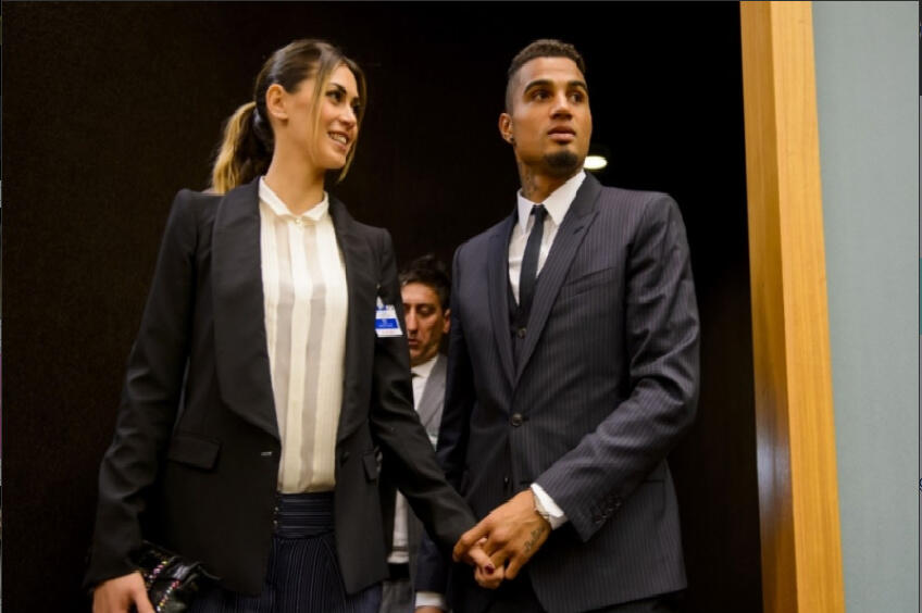 Kevin Prince Boateng calls racism a dangerous & infectious virus at the United Nations