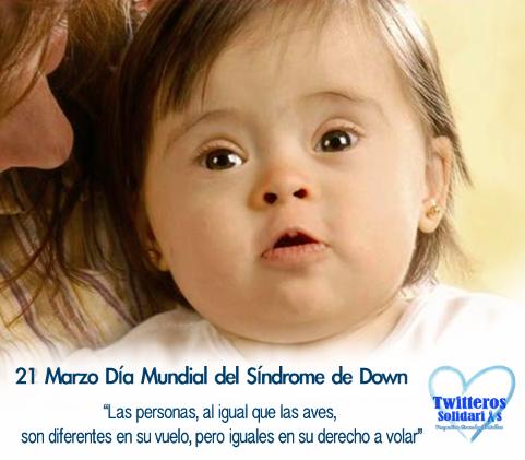 FISIOMÓNICA: Día Mundial del Síndrome de Down