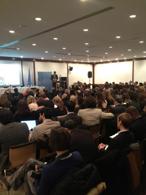 Twitter / UNDPLive: 200+ diplomats and stakeholders ...