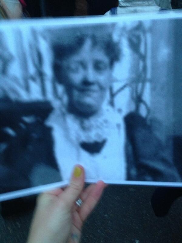 Mary Ann Nicholls, the first woman murdered by #JacktheRipper #ForgottenWomen http://t.co/0MPwkfugix