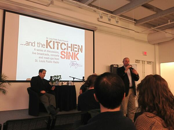 Thumbnail for NPR's Andy Carvin talks journalism, revolutions and social media