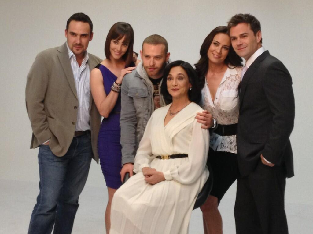 ventura protagonistas de los secretos de familia de tv azteca