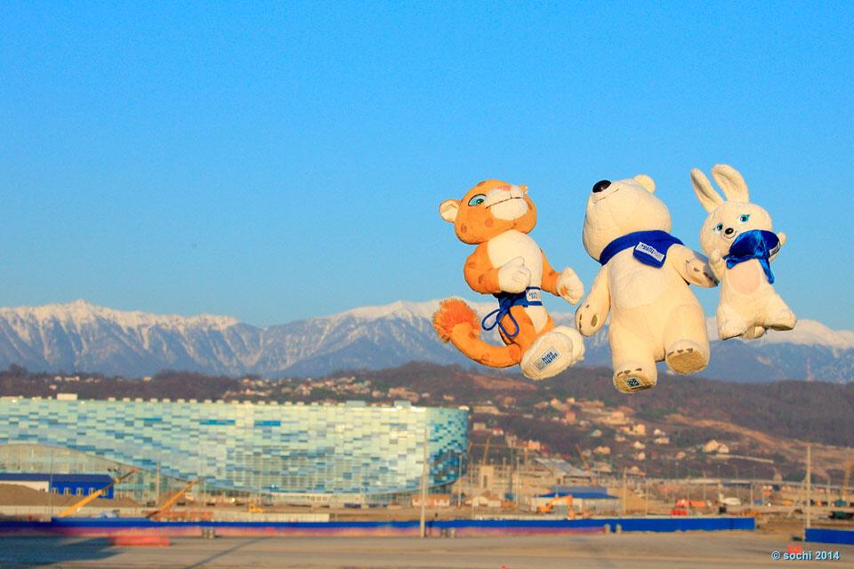 Twitter / Olympics: The @Sochi2014 masots can defy ...