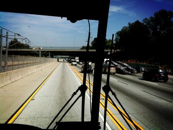 Carpool lanin' http://t.co/bC4UTKwdjC