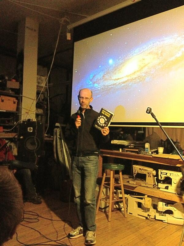 Inventor of Usenet Phil Lapsley apologizes. Then plugs his book on the history of Phone Phreaking. #5mof http://t.co/qo52MDjDzm
