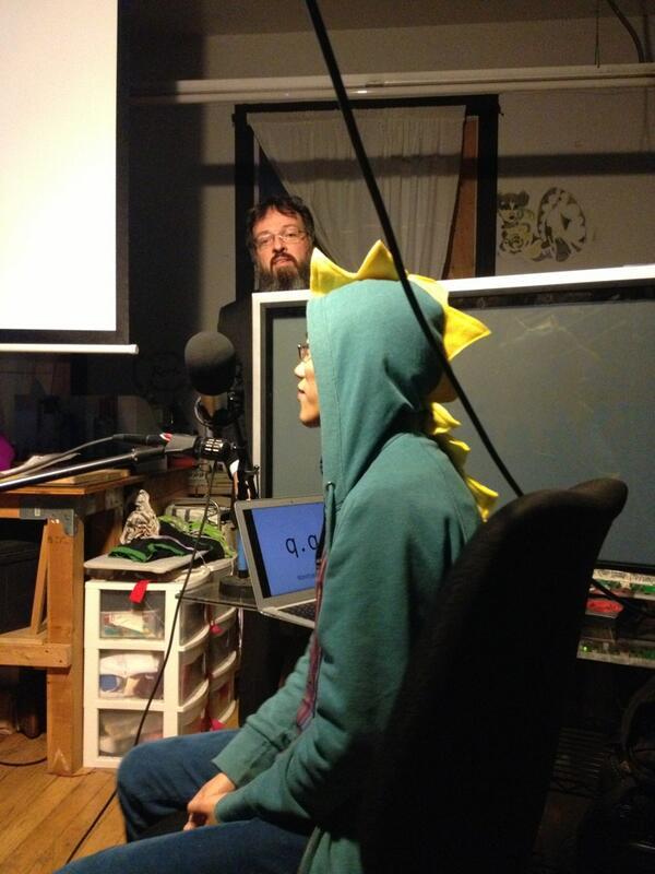 Ping! #5mof #dinosaurhoodie http://t.co/3BtHYqy6Qv