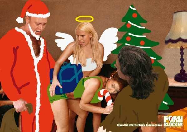 Santa Claus Porn Pics