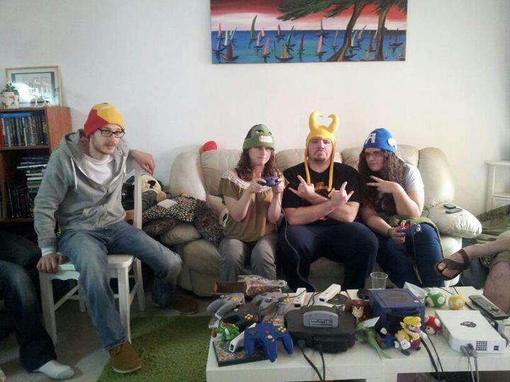 Mario Party Marathon 2013