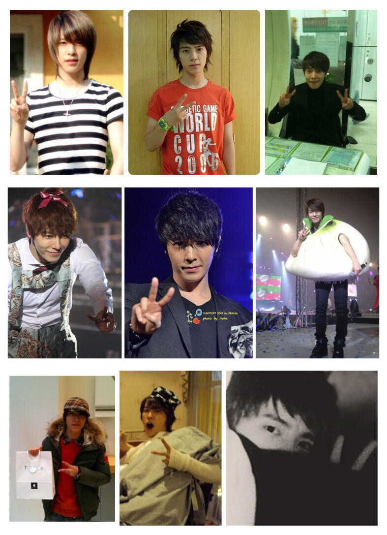 Donghae 'v-sign' collection (5) [Donghae1220] http://t.co/ObfilWX2hR