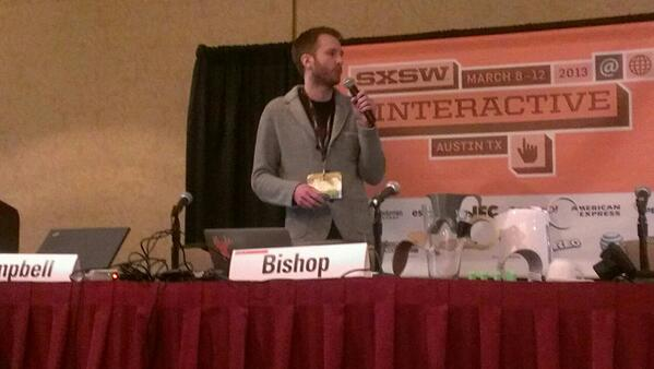 At the panel on 3D printing for #disability. #3dability hearing about enabled by design conference #sxswi http://pic.twitter.com/FT5MiBbAS9