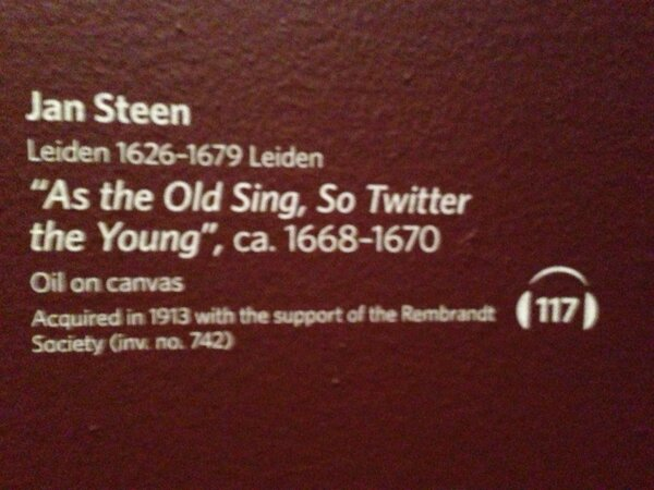 Twitter / dickc: Twitter, 17th century oil on ...