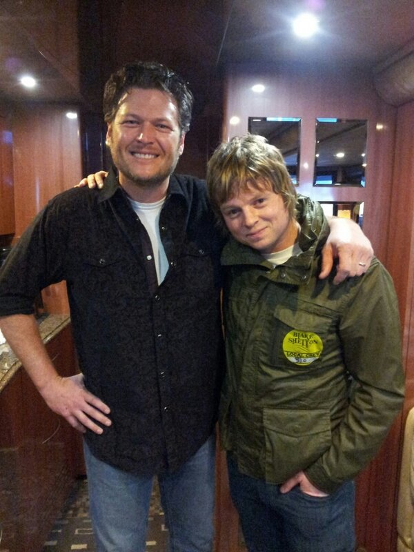 Twitter / TerryMacMusic: @NBCTheVoice The Intetnational ...